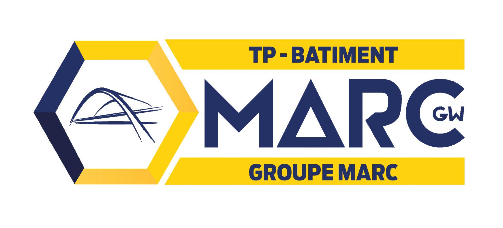 Logo Groupe Marc - Marc SA - Cherbourg