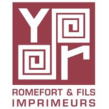 Logo IMPRIMERIE ROMEFORT & FILS