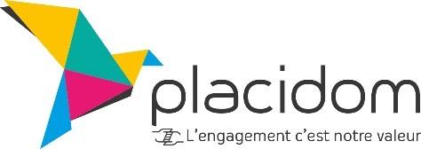 Logo PLACIDOM Le Port