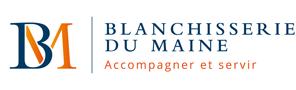 Logo de l'entreprise BLANCHISSERIE DU MAINE