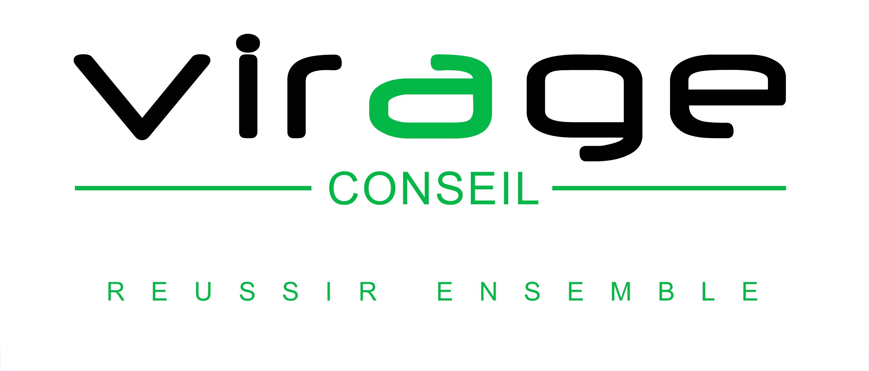 logo de VIRAGE CONSEIL ANIMATION - MERCHANDISING