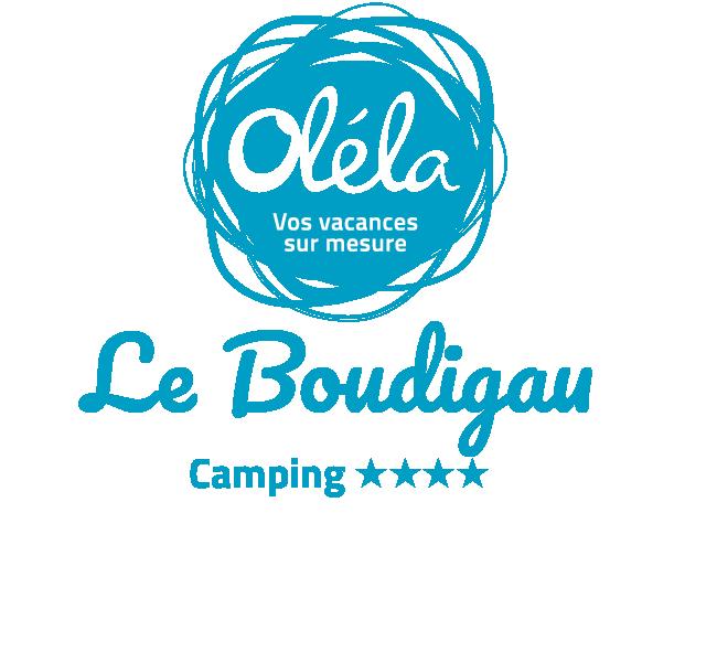 Logo Camping Le Boudigau
