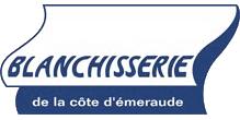 Logo Blanchisserie de la côte d'Émeraude