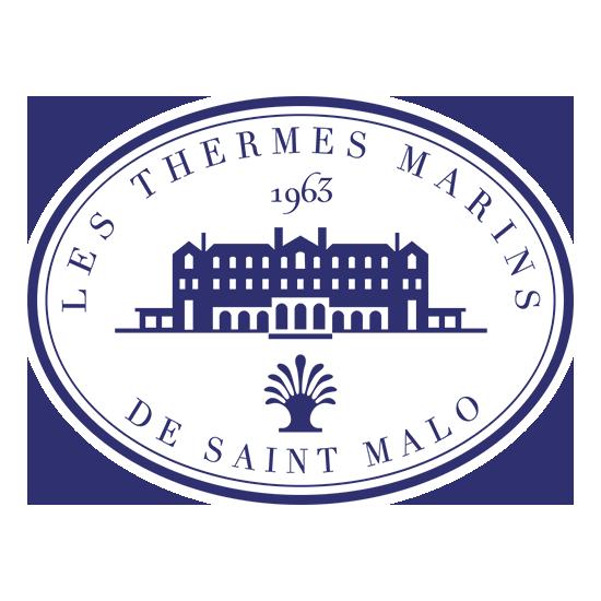 Logo Les Thermes Marins De Saint Malo