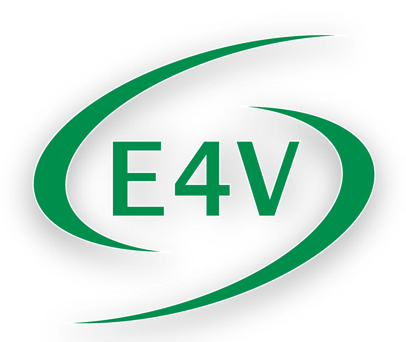 logo de E4V