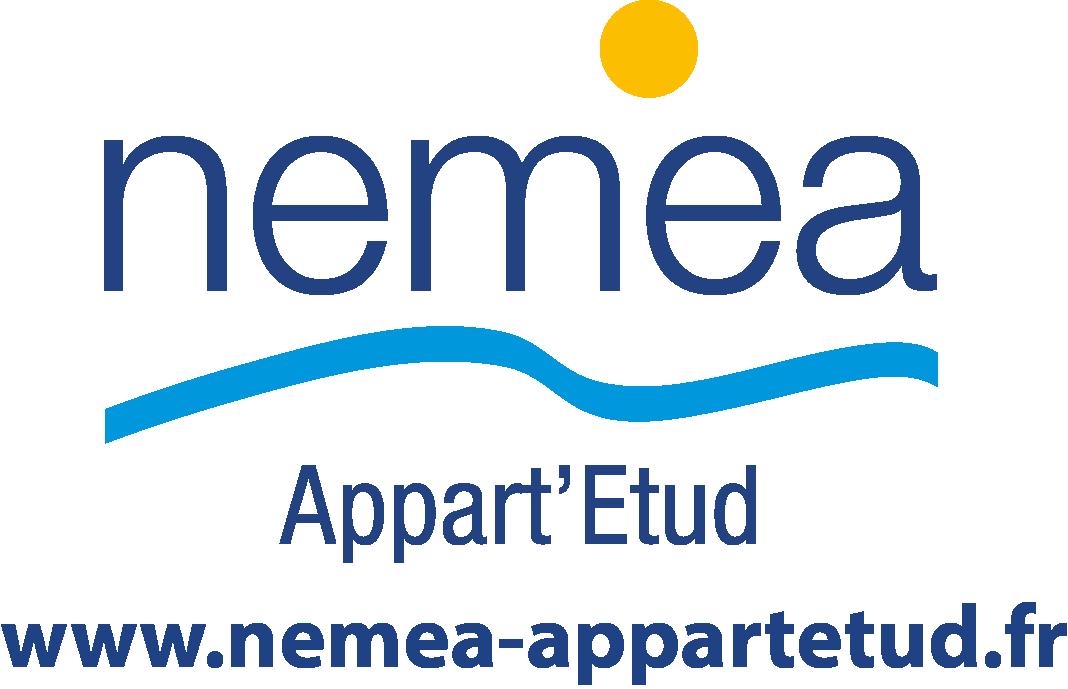 Logo Nemea Appart'Etud
