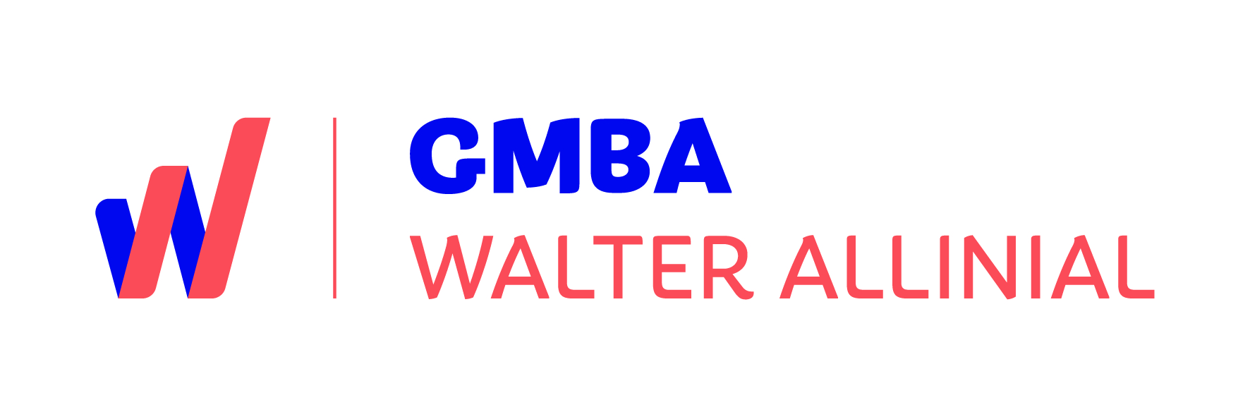 Logo GMBA Walter Allinial