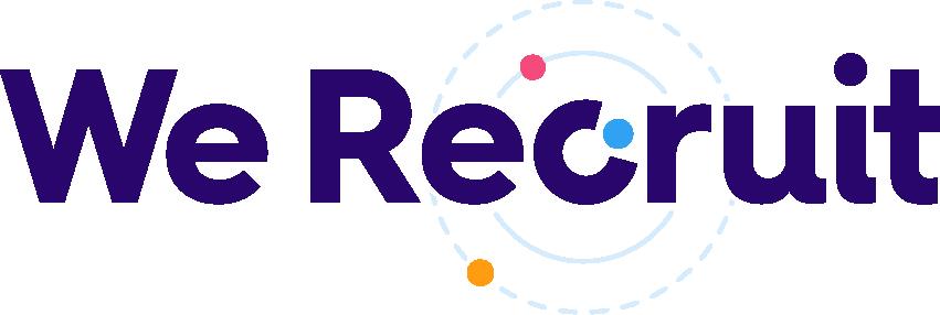 Logo We Recruit