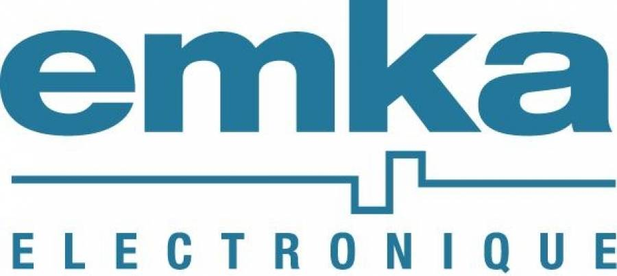 logo de EMKA ELECTRONIQUE