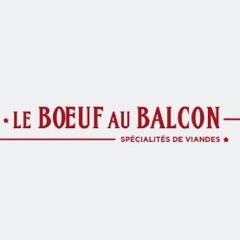Logo Le Bœuf au Balcon