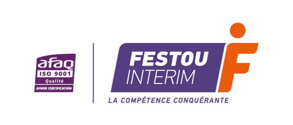 Logo Festou Intérim Rouen