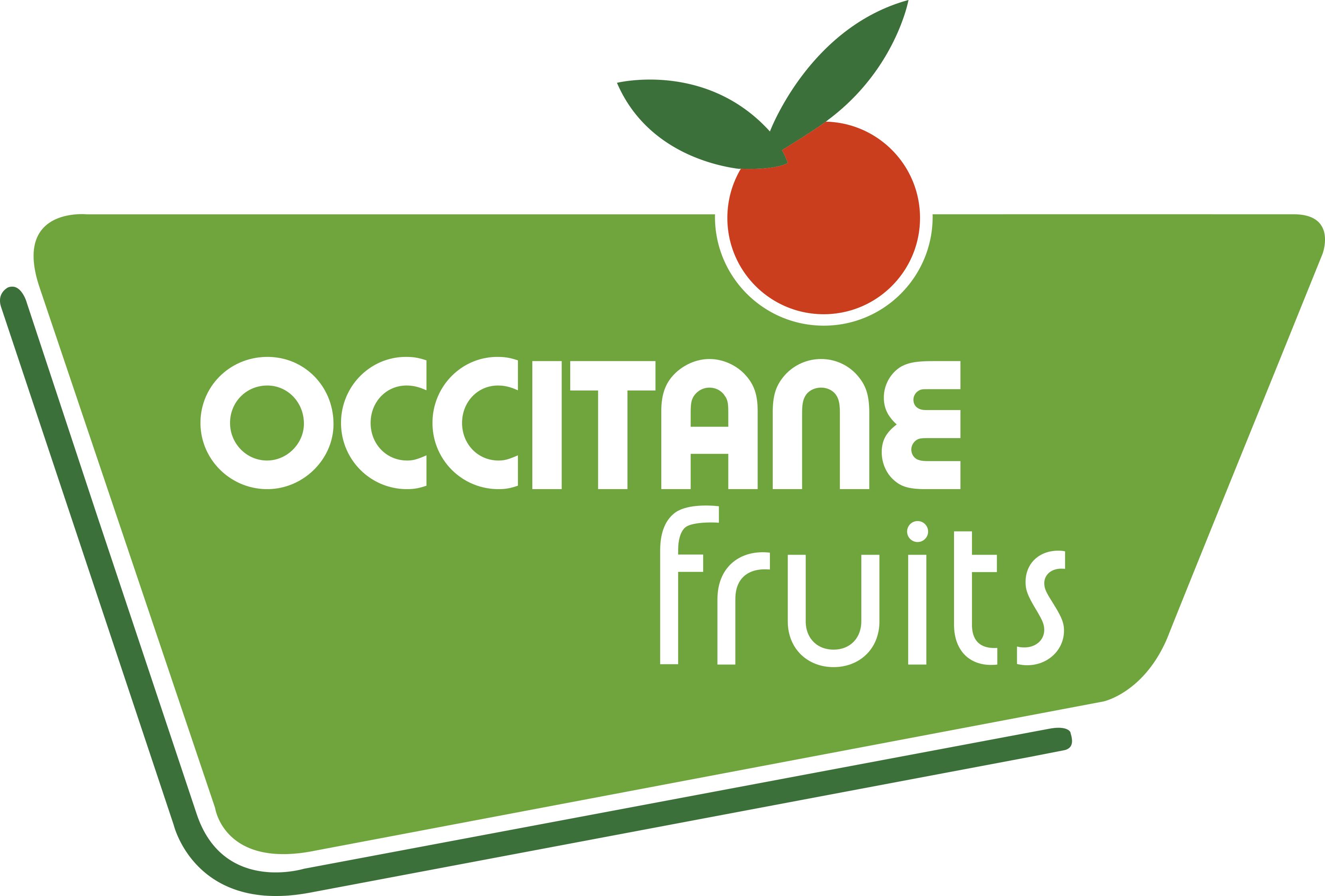 Logo Occitane Fruits