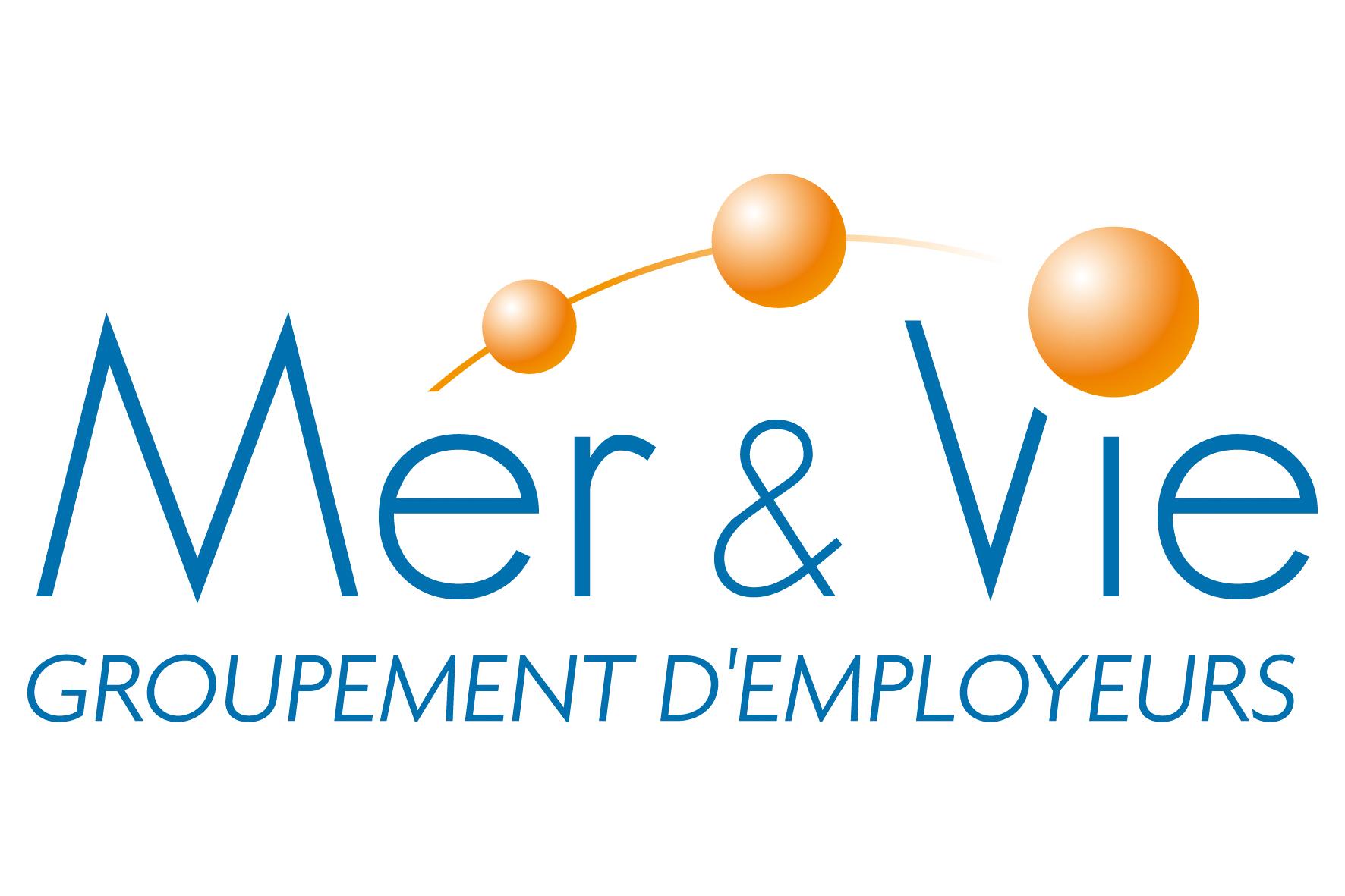 Logo Groupement d'employeurs Mer & Vie