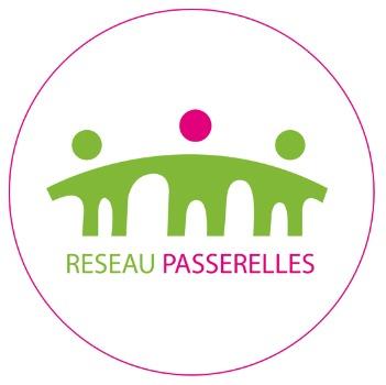 Logo RESEAU PASSERELLES Est-Méditerranée