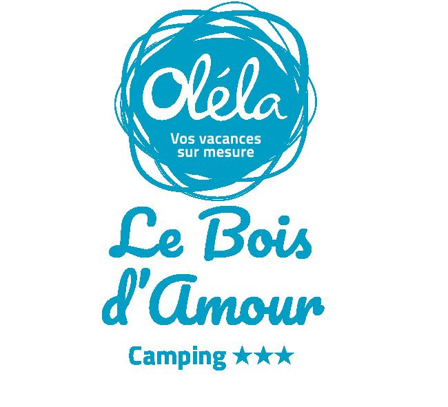 Logo Camping Le Bois d'Amour