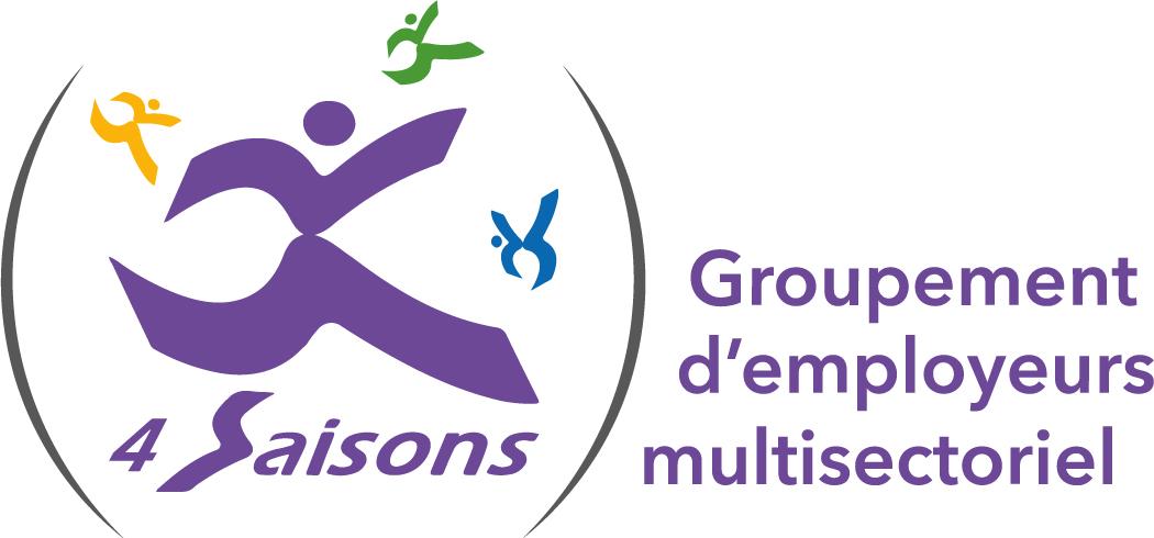 Logo Groupement d'Employeurs 4 Saisons