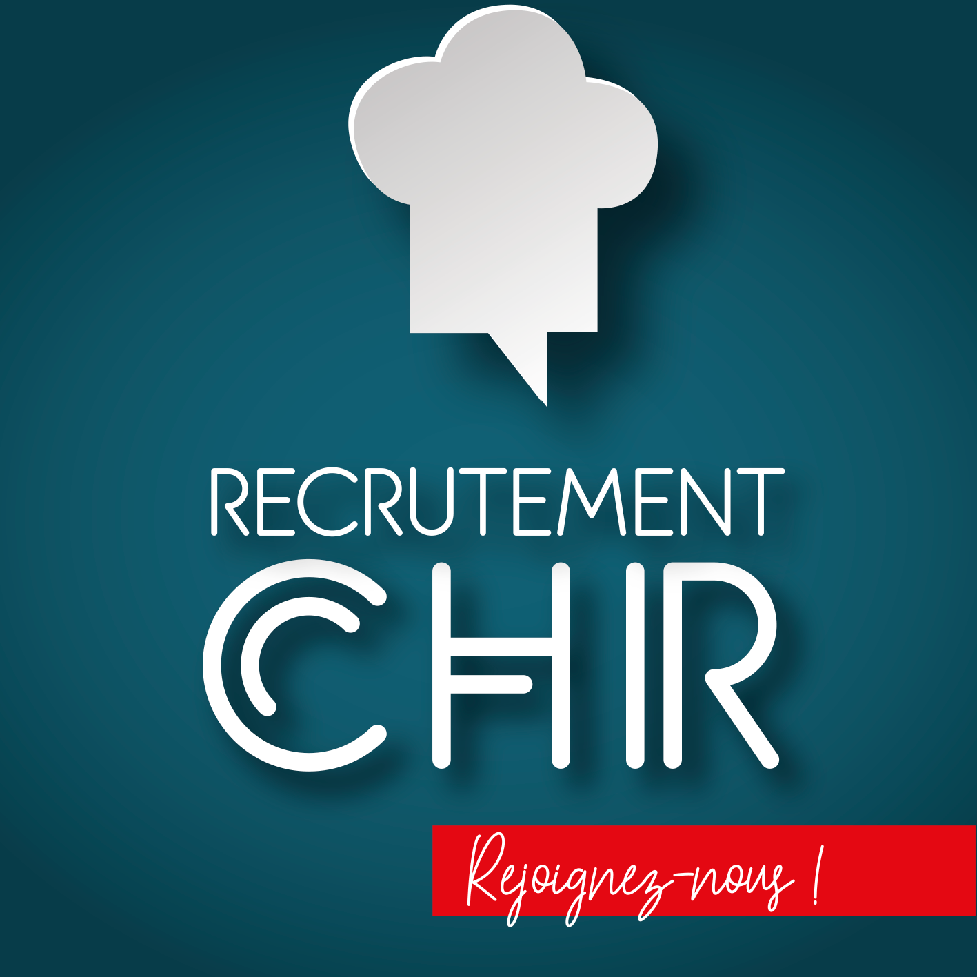 Logo Recrutement CHR