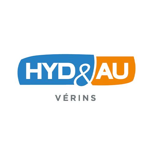 Logo HYD&AU VERINS