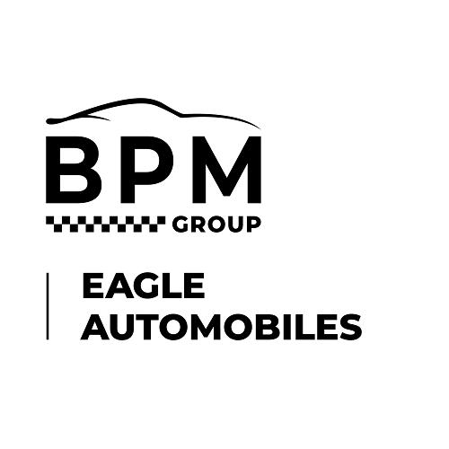 Logo EAGLE AUTOMOBILES JAGUAR / LAND ROVER / VOLVO CHARTRES