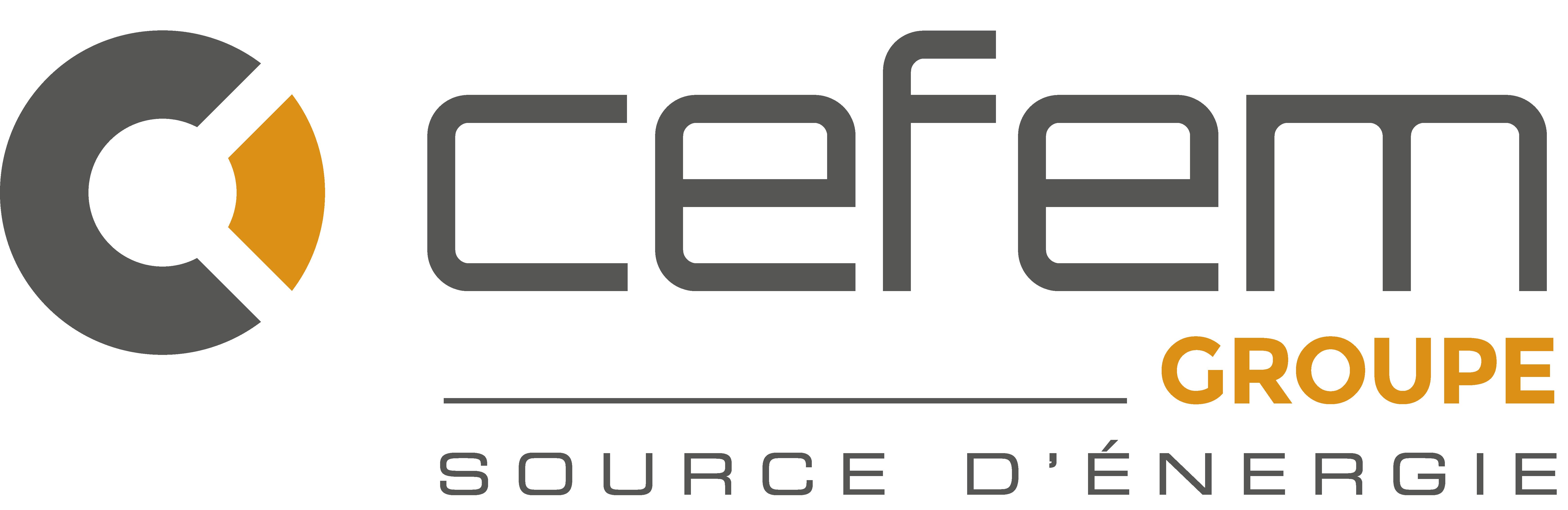 Logo Groupe CEFEM