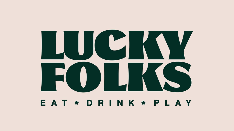 Logo Lucky Folks